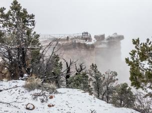 Grand Canyon Winter Wonder