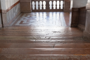 Italian Marble Stairs