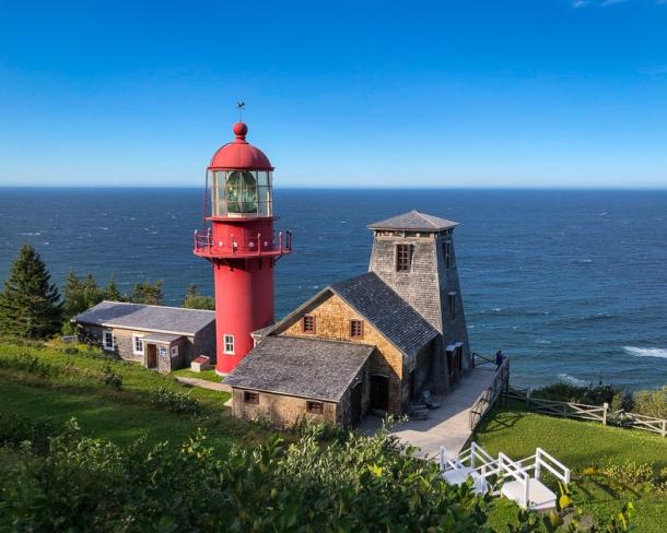 Gaspesie Lighthouse