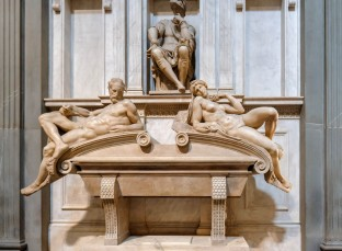 Medici Chapels -Tomb Of Lorenzo II