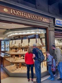 Ponte Vecchio Jewelry Stores