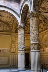 Palazzo Vecchio - Courtyard