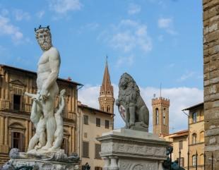 Piazza della Signoria - Neptune Fountain