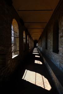 Palazzo Vecchio - Tower Halfway promenade deck