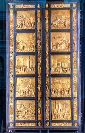 duomo museum - Gates of Paradise door