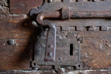 Palazzo Vecchio - Tower Door Lock