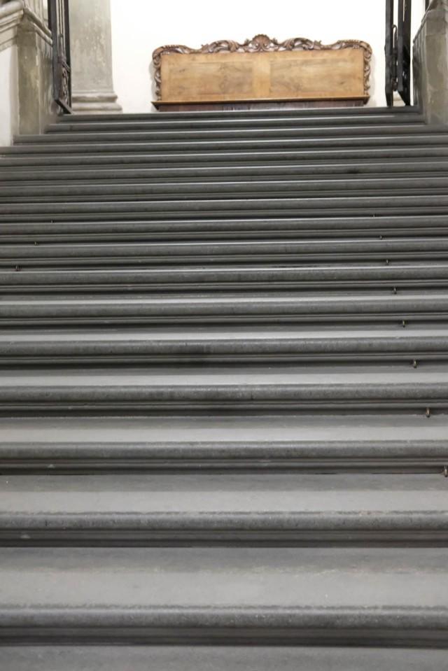 Palazzo Vecchio - Staircase