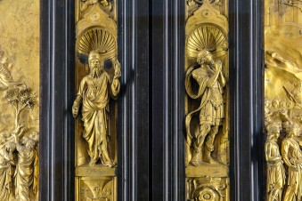 duomo museum - Gates of Paradise detail
