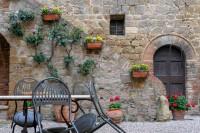 Spedaletto castle