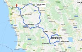 2019April-Heart of Tuscany