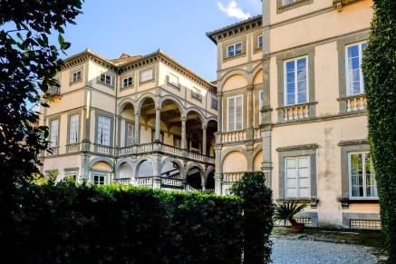 Palazzo Pfanner - Back