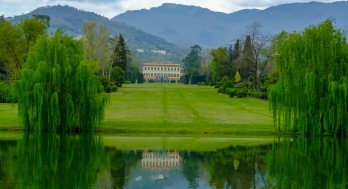 Villa Reale Pond and Gardens