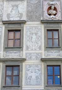 Facade of Scuola Normale Superiore