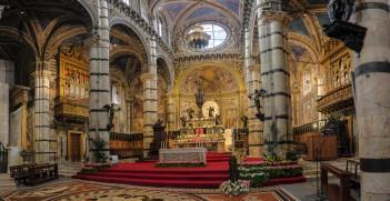 Siena Cathedral altar