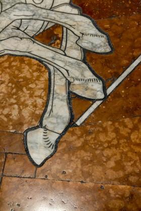 Siena Cathedral Floor Marble Pictorial