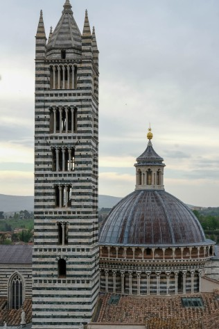 Siena Tower and Duomo