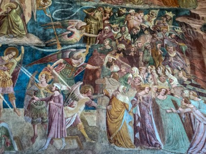 Fresco at Camposanto Cemetery (Final Judgement)