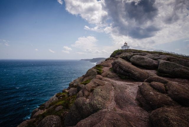 Day 4 -Cape Spear Lighthouse